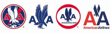 American Airlines logos