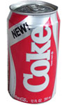 new coke can on cover of TIME Magazine