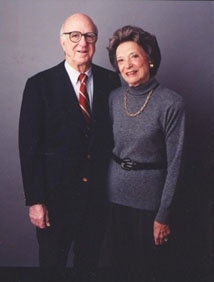 Don and Doris Fisher, 1976