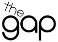 The first Gap logo